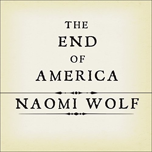 The End of America  By  cover art