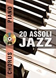 Chorus Pianoforte - 20 assoli jazz (1 Libro + 1 CD)