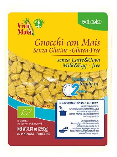 VIVA MAIS Gnocchi - mit Kartoffeln und Mais, 12er Pack (12 x 250 g)