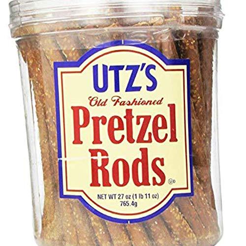 Old Fashioned Pretzel Rods