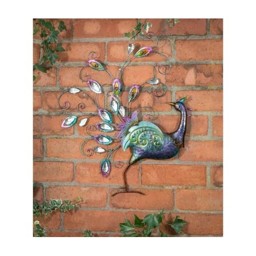 Garden Outdoor Wall Art: Amazon co uk