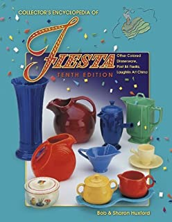 Collector's Encyclopedia of Fiesta, 10th Edition