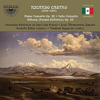 Castro: Piano Concerto & Cello Concerto