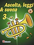 ascolta, leggi & suona 3 tromba + cd