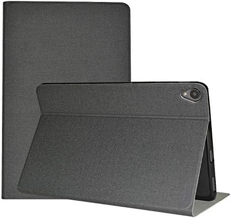 C/N Funda Carcasa para ALLDOCUBE iPlay 40, Slim Smart Carcasa Protectora con Soporte Función Cover Case para ALLDOCUBE iPlay 40 10.4 Pulgada, Negro