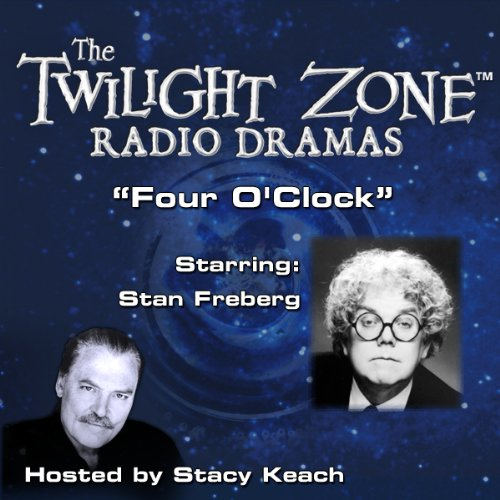 Four O'Clock audiobook cover art