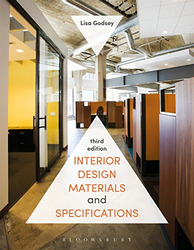 Compare Textbook Prices for Interior Design Materials and Specifications: Studio Instant Access 3 Edition ISBN 9781501317590 by Godsey, Lisa