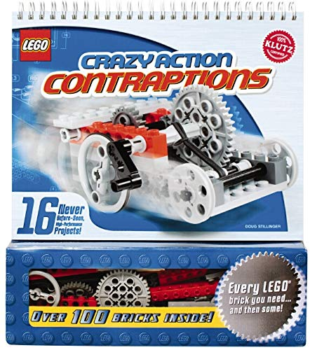 Lego Crazy Action Contraptions (Klutz)