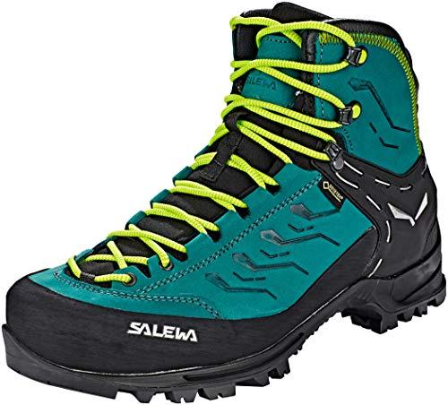 Salewa Rapace GTX Schuhe Damen Shaded Spruce/Sulphur Spring Schuhgröße UK 4,5   EU 37 2020