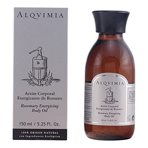 qtimber Alqvimia - BODY OIL rosemary energizer 150 ml #manufacturer # 13.4...