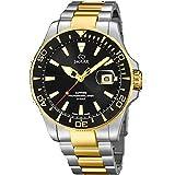 reloj jaguar para hombre negro