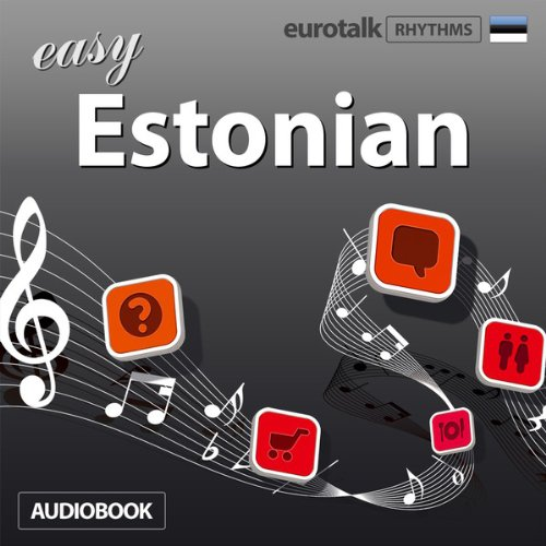 Rhythms Easy Estonian audiobook cover art