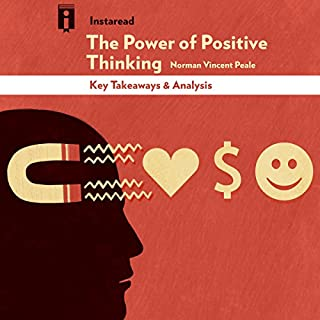 Key Takeaways & Analysis of The Power of Positive Thinking by Norman Vincent Peale cover art