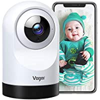 Voger 360-Degree Wi-Fi Home Security Camera