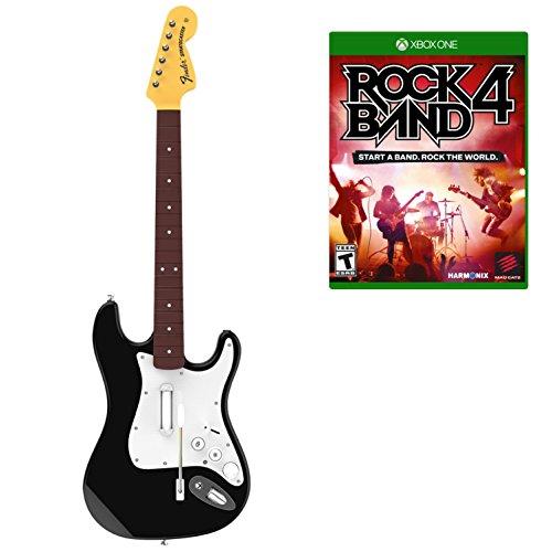 Rock Band 4 Wireless Guitar Bundle- Xbox One