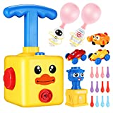 Best Balloon Set With Pumps - Balloon Powered Cars Balloon Launcher, Party Supplies Preschool Review