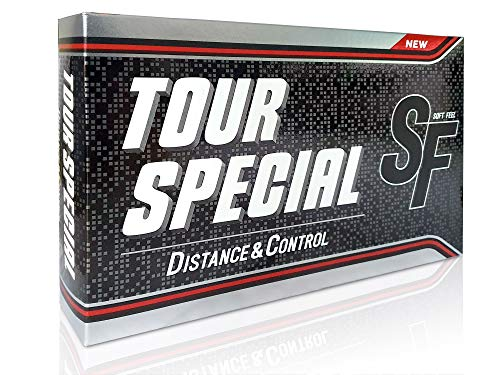 Srixon Unisex's Tour Special 15 Pelotas de Golf, Blanco, Talla única ⭐