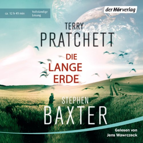 Die Lange Erde     Die Lange Erde 1              By:                                                                                                                                 Terry Pratchett,                                                                                        Stephen Baxter                               Narrated by:                                                                                                                                 Jens Wawrczeck                      Length: 12 hrs and 49 mins     Not rated yet     Overall 0.0