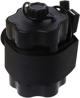 Bicycle Power Box, DIY Powerbank 6x Almacenamiento Caja Bateria 18650 Caso Titular 5V 12V Para Bicicleta De Luz LED Cargador USB Para Smartphone