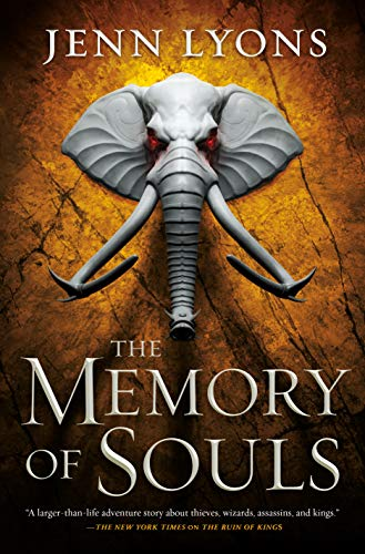 The Memory of Souls (A Chorus of Dragons Book 3) (English Edition)