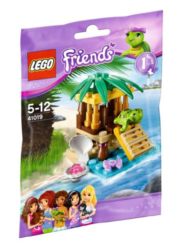 Lego Friends - 41019 - La Tortue et son Oasis