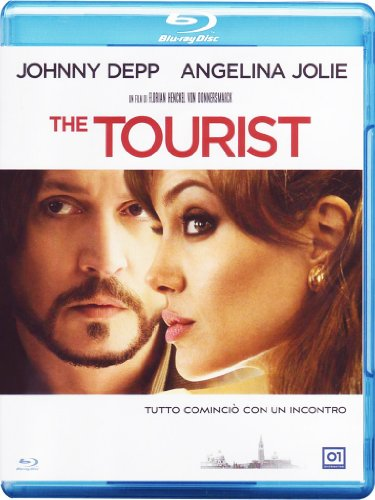 The tourist [Blu-ray] [IT Import]
