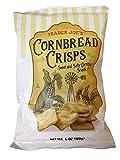 Trader Joe's Cornbread Crisps Sweet and Salty Cornbread Snack 6oz