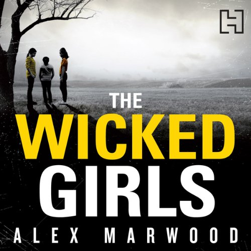 The Wicked Girls audiobook cover art