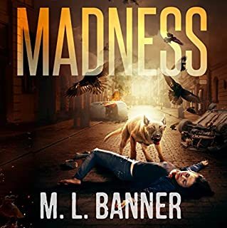 Madness audiobook cover art