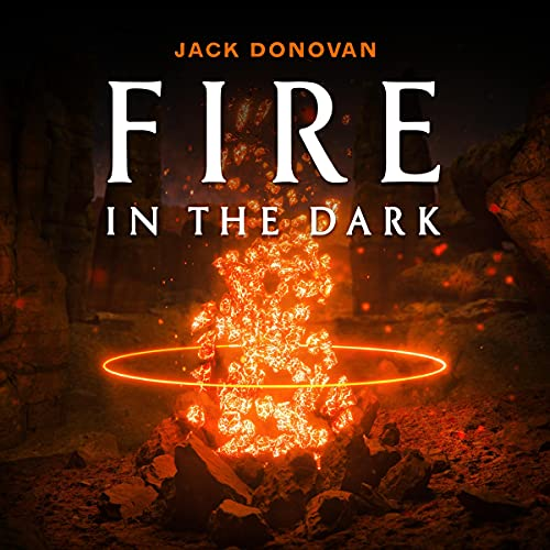 Fire in the Dark cover art