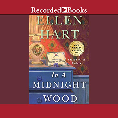 In a Midnight Wood audiobook cover art