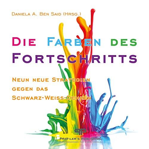 Die Farben des Fortschritts audiobook cover art