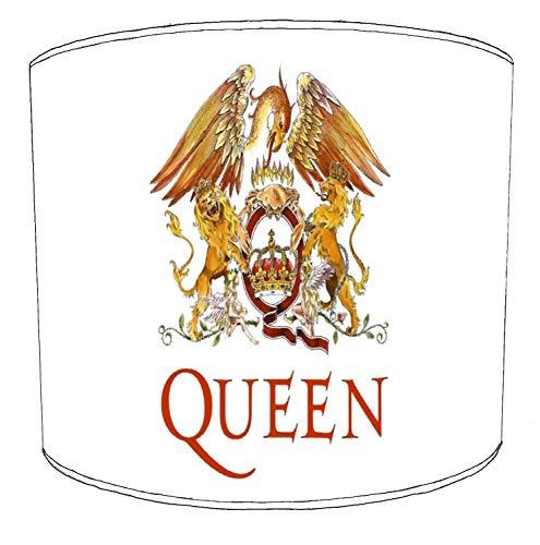 Premier Lighting Ltd 8 inch Queen Freddie Mercury Rock Bands paralumi3 per Una Lampada da Tavolo