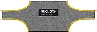 SKLZ Goalshot fotbollsmatt, svart/gul, 16,4 m x 6,6fr (Youth)