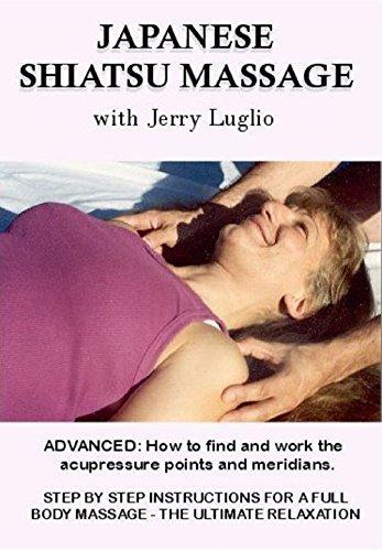 Japan Advanced Shiatsu Massage with Jerry Luglio
