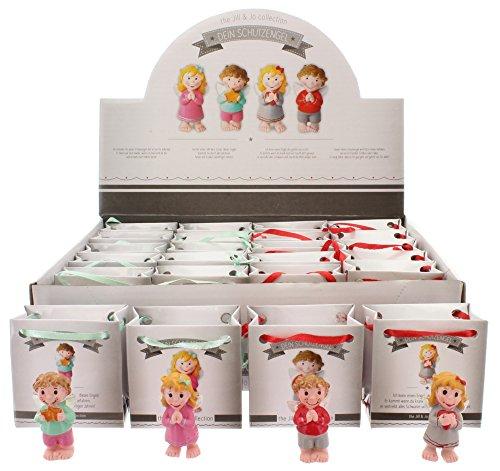 MIK Funshopping Schutzengel in Geschenktüten The Jill & JO Collection 24er Set