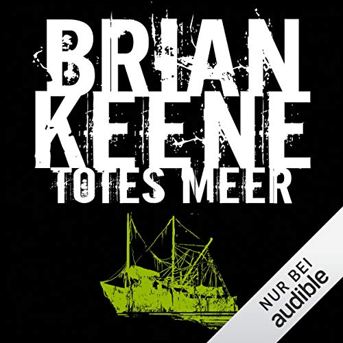 Totes Meer audiobook cover art