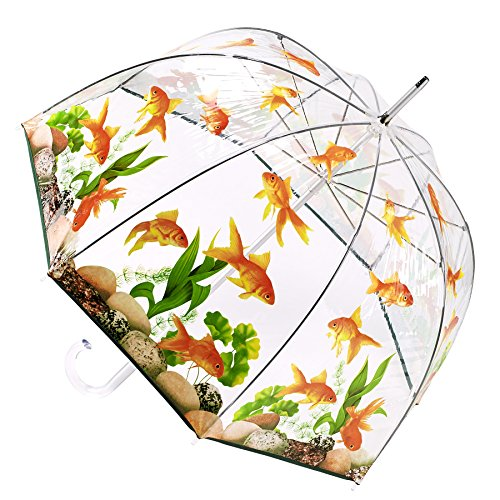 Goldfish Aquarium Umbrella