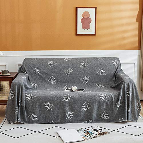 Funda De Sofá De Cubierta Completa Moderna Y Simple, Toalla De Sofá Transpirable Antideslizante, Cojín Protector De Sofá, Decoración De Banquete En Casa del Restaurante del Hotel