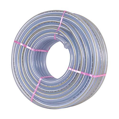 ZTMN tuinslang transparant PVC hoge druk Explosie Proof waterpijp (kleur: 32 mm, Afmeting: 30 M(98.4FT))