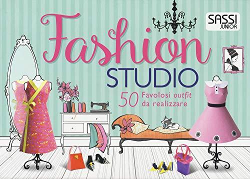 Fashion studio. 50 favolosi outfit da realizzare. Nuova ediz. Con gadget
