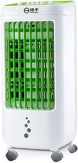 iferchers Juego de 2, Enfriador de Aire/Ventilador de Aire Acondicionado/Aire Acondicionado refrigerado por Agua/Ventilador frío,Solo hogar Tipo frío (Color: 2 Verdes), 2 Verdes