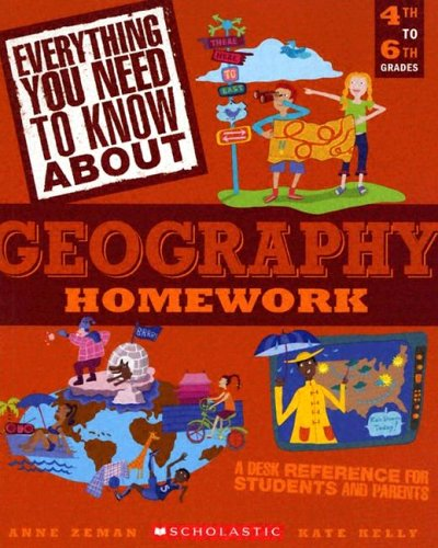 Everything You Need To Know About Geography Homeworkの詳細を見る