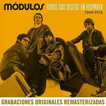 Todos sus discos en Hispavox (1969-1976) (Remastered 2015)
