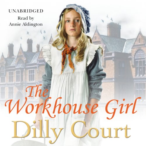 The Workhouse Girl audiobook cover art