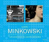 ヘンデル : 水上の音楽 | 聖セシリアの頌歌 (Handel : Water music & A Song for St.Cecilia's Day / Marc Minkowski , Les Musiciens du Louvre Grenoble , etc.) (2CD) [輸入盤] [Limited Edition]