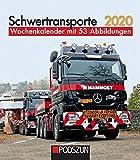 Schwertransporte & Autokrane 2020 -