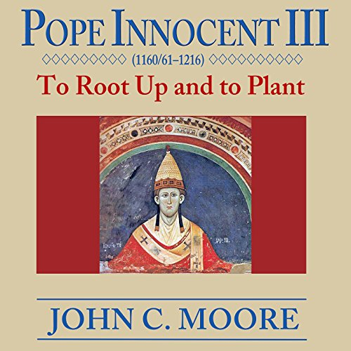 Pope Innocent III audiobook cover art