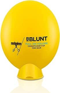 BBLUNT Full On Volume Conditioner for Fine Hair, 200g