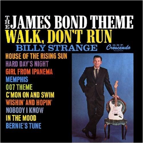 The James Bond Theme / Walk, Don't Run, '64 by GNP Crescendo Records